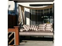 Garden bed/lounger