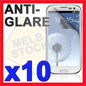 10x-Anti-Glare-Matte-Screen-Protector-for-Samsung-Galaxy-S3-Film-Guard-i9300