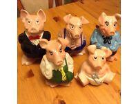 Natwest pigs money box