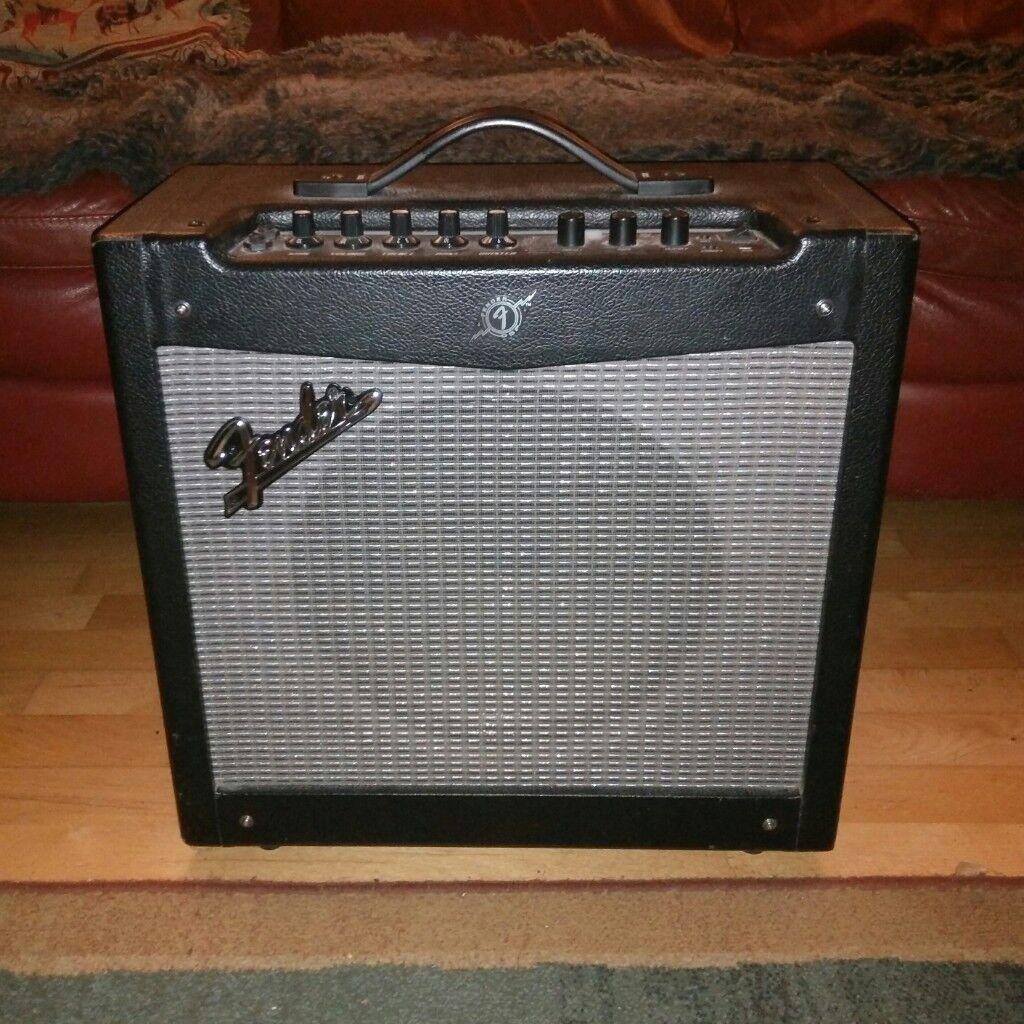 Fender Mustang II Amplifier Driver (2019)