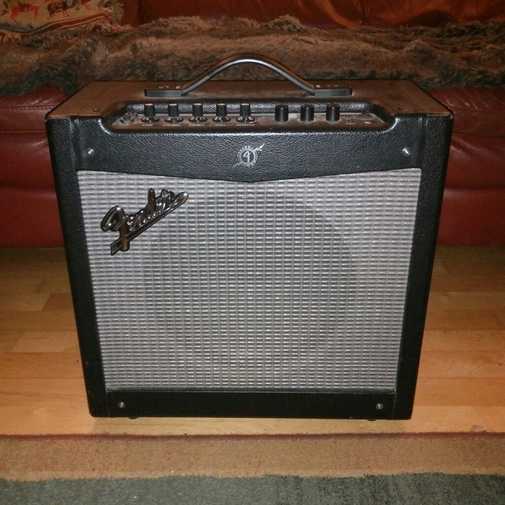Fender Mustang II Amplifier Drivers Windows