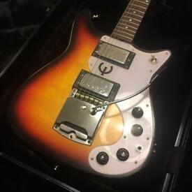 EPIPHONE ET-275 Made In Japan 1970s with Hard Case Sunburst