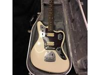 Sold!! FENDER Classic Player HH Jaguar MINT!! With brand new Hiscox case