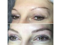 **Models** Required for Eyebrow Microblading Treatment