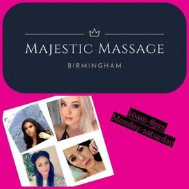 Majestic Massage Birmingham