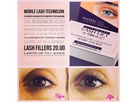 Mobile Lash Technician- in Cheshunt, Potters Bar, Enfield Area