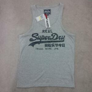 Brand new Superdry tank - mens size M