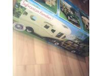 Sylvanian Families Caravan Set