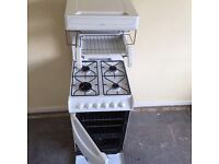 Free standing Parkinson Cowan oven with eye level grill.. Good condition and clean.