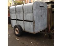Livestock trailer for sale £500