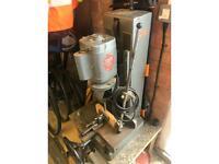 Calder Hollow Chisel Mortice Machine