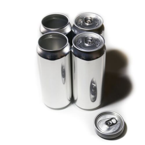 16oz Beer Cans For 202 B64 Canners (185 Cans) Fits Oktober Cannular All American