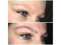 MICROBLADING BY L A NOAKES @bellebrows