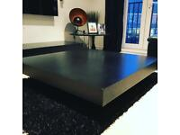 Boconcept black coffee table