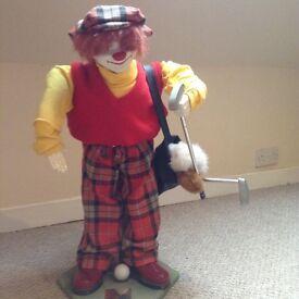 Eddie the Golfer