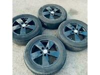 """Genuine Renault wheels 16"""" with tyres"""