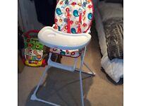 Mania high chair