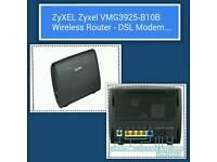 Zyxel VMG 3925 WIFi router box