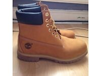 Timberland Premium Boots (Size 10 1/2) WORN ONCE