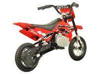 2017 YZ350E Off Road Mini Dirt Bike 24v Electric Motorbike