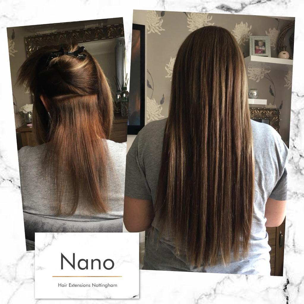 Nano Ring Hair Extensions Nottingham In Cotgrave Nottinghamshire