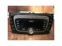 Ford Sony radio for parts