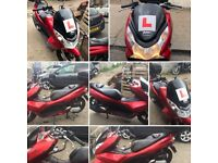 Honda pcx 125 motorcycles , bike & Moped , good condition