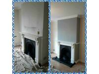 Painter and decorator Central London free budget