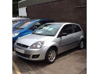HI SPEC! MODERN! 2007 FORD FIESTA STYLE/ ALLOY WHEELS/IDEAL 1ST 2ND CAR/LOW INSURANCE//CLIO