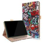 Samsung Galaxy Tab S4 hoes - Wallet Book Case - Graffiti