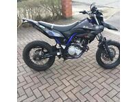 Yamaha wrx125