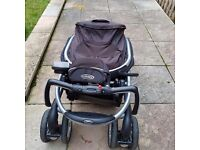 Graco Twin Pushchairs only £50