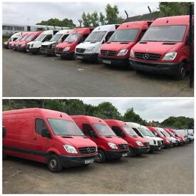 All mercedes sprinter parts available J&f trucks & vans mallusk