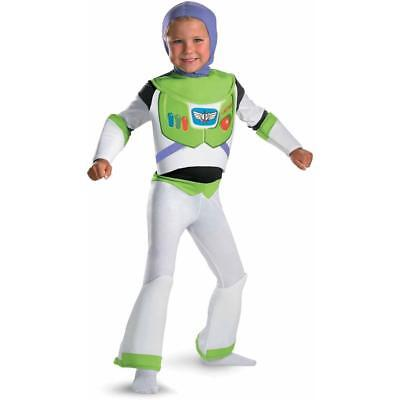 Jungen Kind Deluxe Toy Story 3 Buzz Lightyear Kostüm