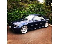 BMW 320 diesel convertible