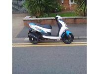 2013 Sym Jet 4 125cc - scooter - 12 Months MOT