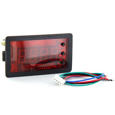 0.56inch Red Led Display 09999 Updown Digital Counter Totalizer Meter Dc 12v