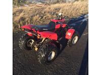 Barossa 170cc quad