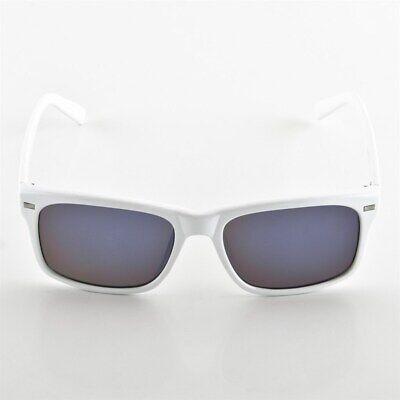 Dice Sonnenbrille Wayfarer shiny white/blue (Wayfarer Sonnenbrille Blues)