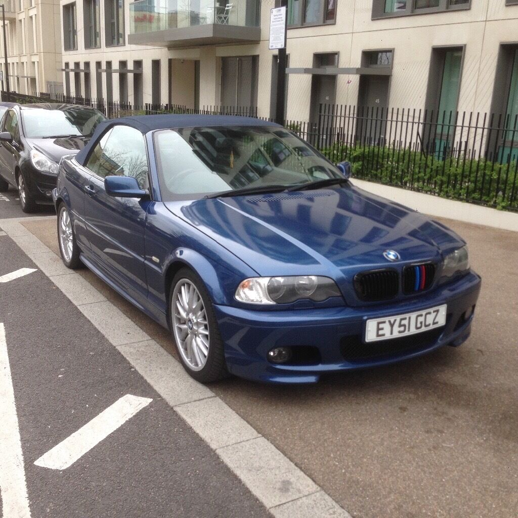 bmw e46 330 ci convertible m sport in merstham surrey. Black Bedroom Furniture Sets. Home Design Ideas