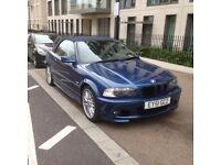 BMW E46 330 Ci Convertible M Sport