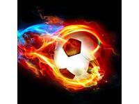 Want to play Sunday morning football?