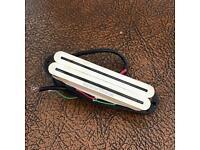 Seymour Duncan Hotrail Strat Stratocaster pickup humbucker