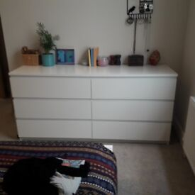 Chest of 6 drawers, great condition