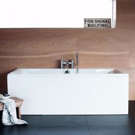 New double ended bath 1700x800