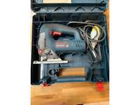 Bosch 110v GST jigsaw