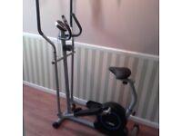 Cross Trainer / Exercise Bike