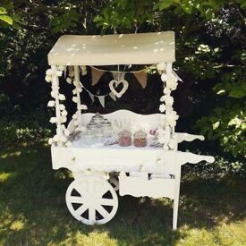 Candy cart and trailer for sale