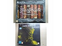 BLOODBORNE & DARK SOULS 3 NIGHTMARE EDITION & COLLECTORS EDITION (PS4 GAMES) BRAND NEW & SEALED £150