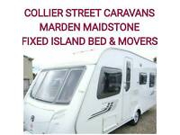 2008 Island bed swift challenger 560 + movers Maidstone Kent